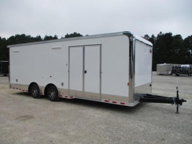 2022 Cargo Mate Eliminator SS 24' Car / Racing Trailer