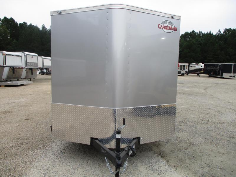 2021 Continental Cargo Sunshine 7x14 Vnose Enclosed Cargo Trailer