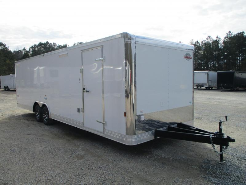 2021 Continental Cargo Sunshine 28' Fully Equipped Car / Racing Trailer