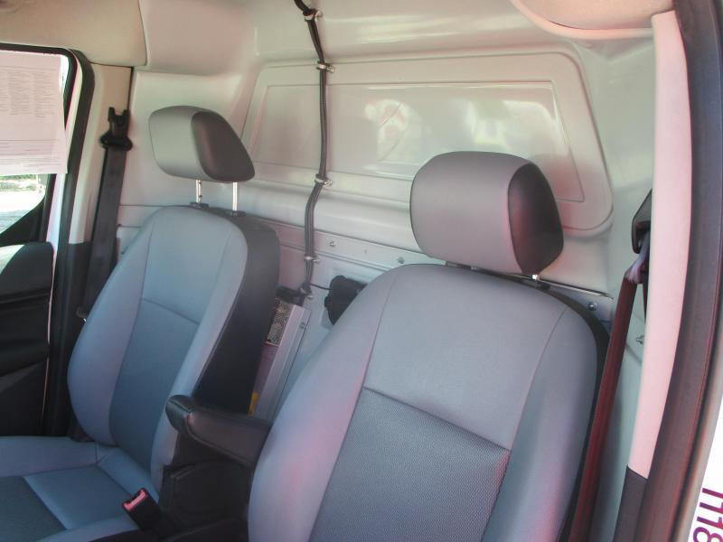 2014 Ford Transit Connect Service Van with Shelving and Ladder Racks