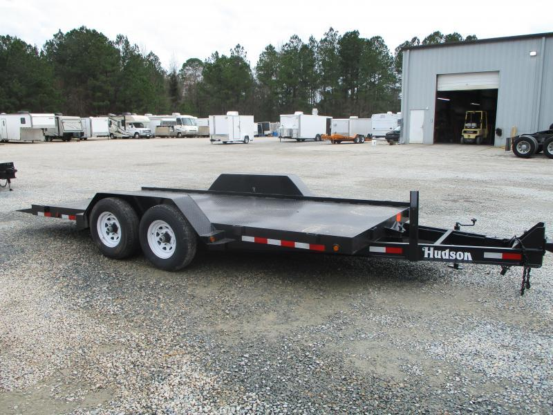2021 Hudson Brothers HD14 (5) Ton 16' Tilt Bed Equipment Trailer