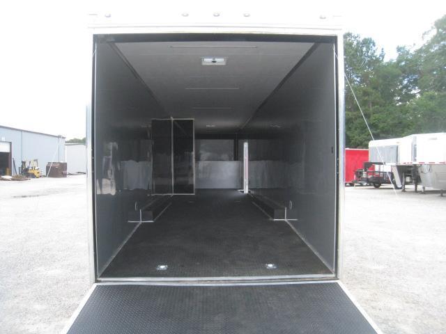 2020 Cargo Mate Eliminator 44' Gooseneck Car / Racing Trailer