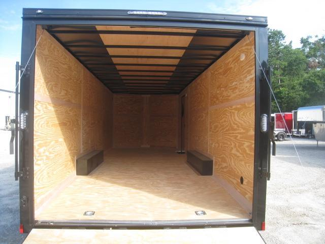 2021 Continental Cargo Sunshine 24' Vnose Car / Racing Trailer with Blackout Package