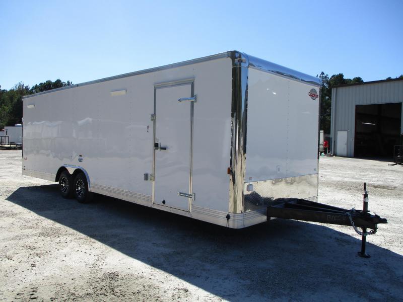 2021 Continental Cargo Sunshine 28' Loaded Car / Racing Trailer