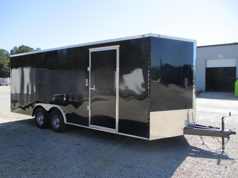 2022 Continental Cargo Sunshine 8.5x20 Vnose Enclosed Cargo Trailer