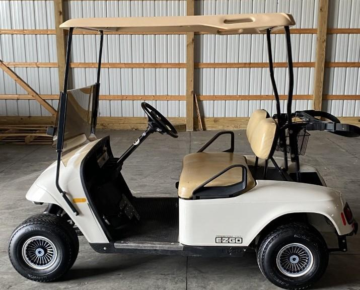 2012 E-Z- Go For Rent (2 Seater)