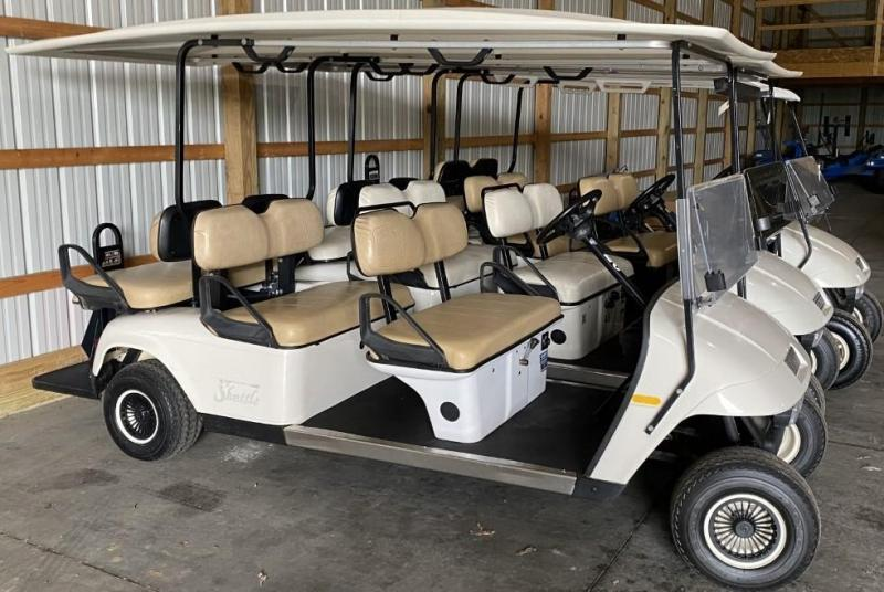 2012 E-Z-GO For Rent (6 Seater)