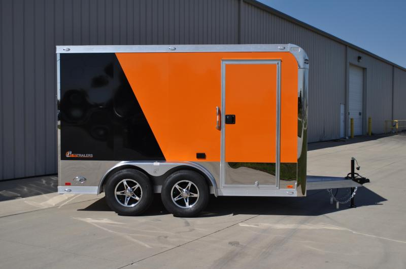 2019 InTech Motorcycle Trailer-Past Build