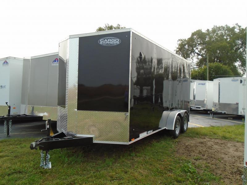 2021 Cargo Express 7x16 7k XL Series Enclosed Cargo Trailer