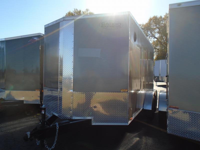 2021 Cargo Express 7x14 7k XL Series Enclosed Cargo Trailer