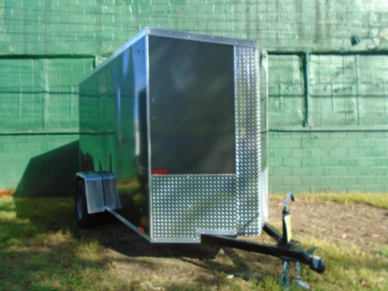 2021 Cargo Express 5x10 SA XL Series Enclosed Cargo Trailer