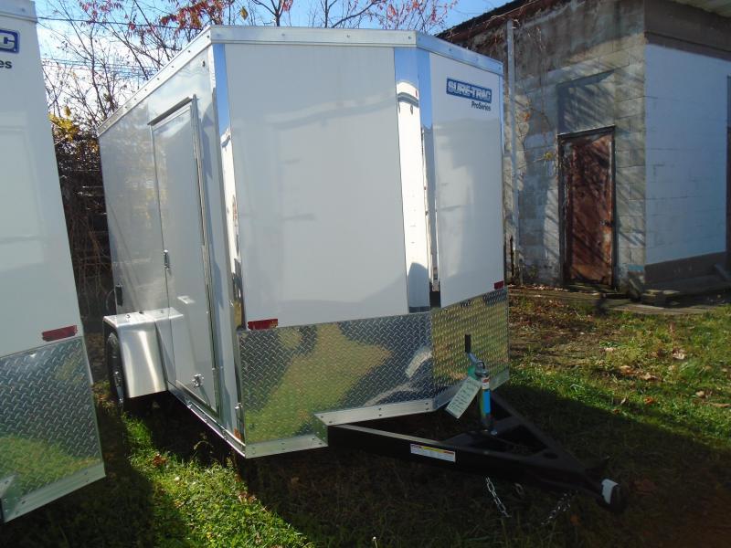 2021 Sure-Trac 6x10 SA Pro Series Enclosed Cargo Trailer