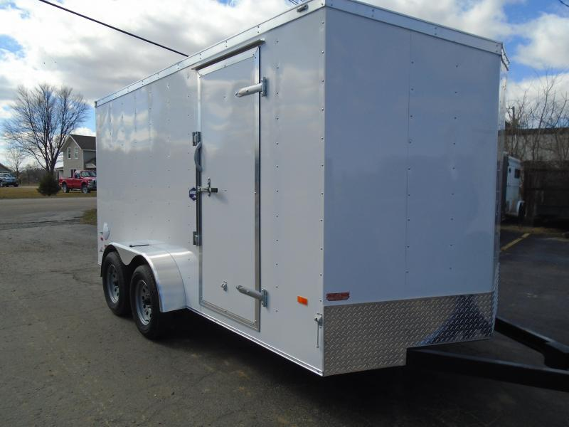2020 American Hauler 7x14 Arrow 7k Enclosed Cargo Trailer