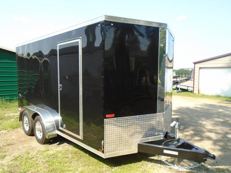 2019 Sure-Trac 7x14 7k Pro Series Enclosed Cargo Trailer