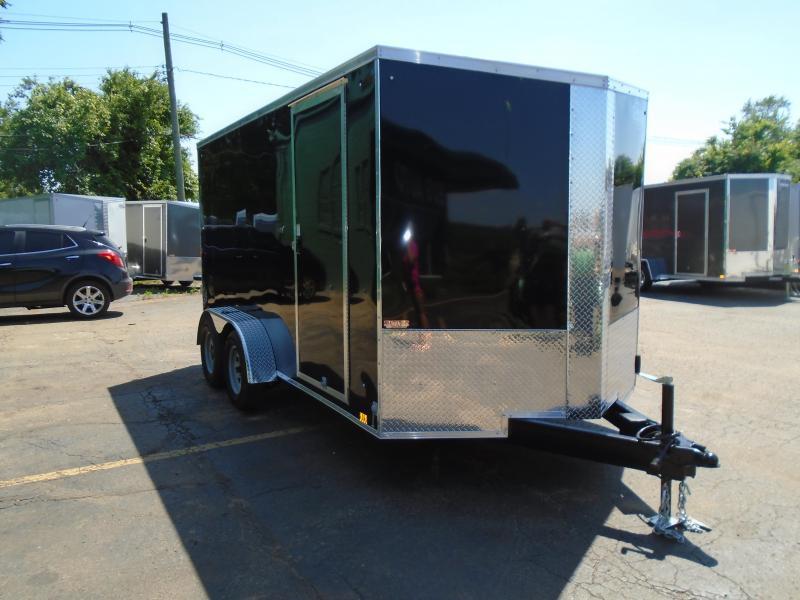 2021 Cargo Express 7x14 7k Enclosed Cargo Trailer