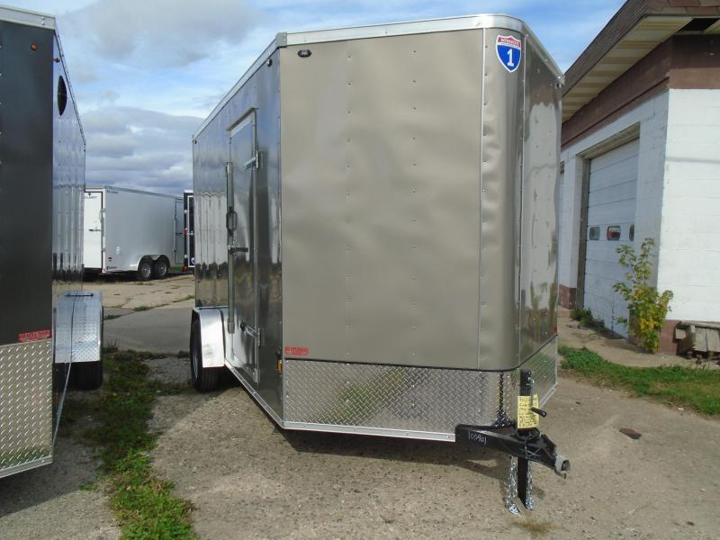 2022 Interstate 1 Trailers 7x12 SA Enclosed Cargo Trailer