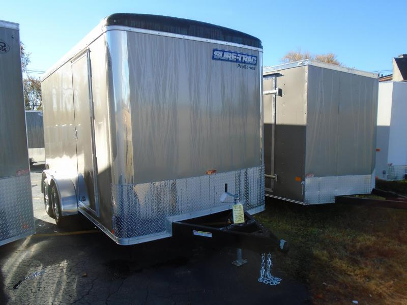 2021 Sure-Trac 7x14 7k Pro Series RT Enclosed Cargo Trailer