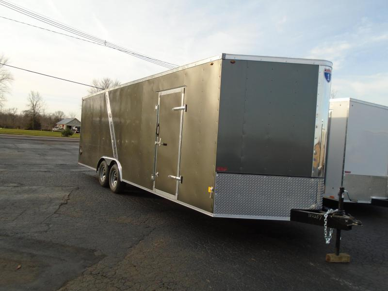 2021 Interstate 1 Trailers 8.5x24 10k Car / Racing Trailer