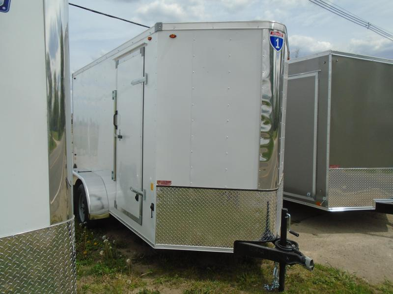 2021 Interstate 1 Trailers 6x12 7k Enclosed Cargo Trailer