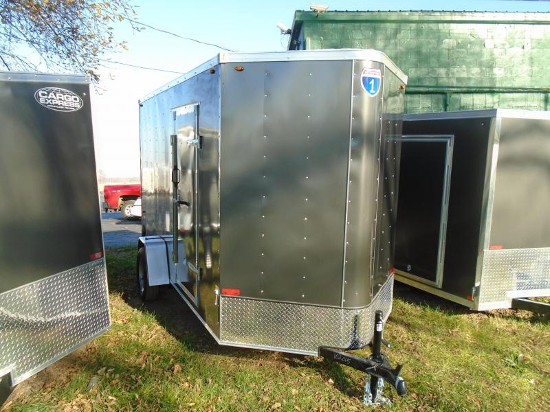 2021 Interstate 1 Trailers 6x12 SA Enclosed Cargo Trailer