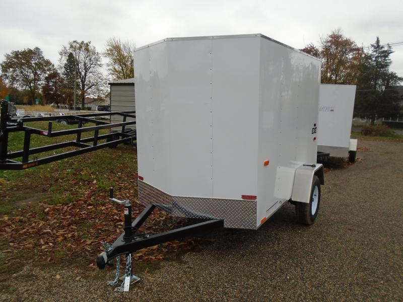 2021 Cargo Express 5x8 SA EXE Enclosed Cargo Trailer