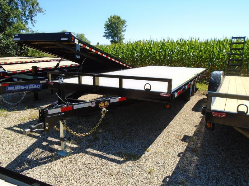 2021 GE 20' 10k Deckover Equipment Trailer