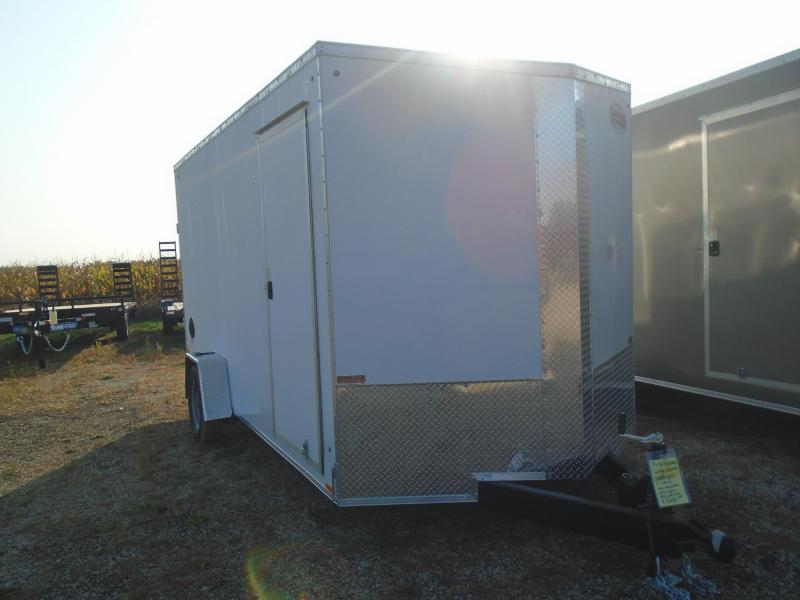 2021 Cargo Express 7x14 SA XL Series Enclosed Cargo Trailer