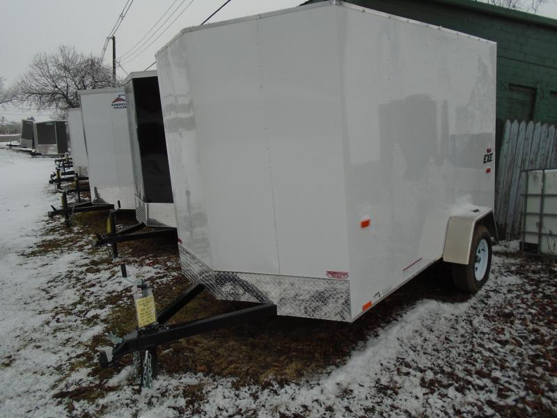 2021 Cargo Express 6x10 SA EXE Enclosed Cargo Trailer
