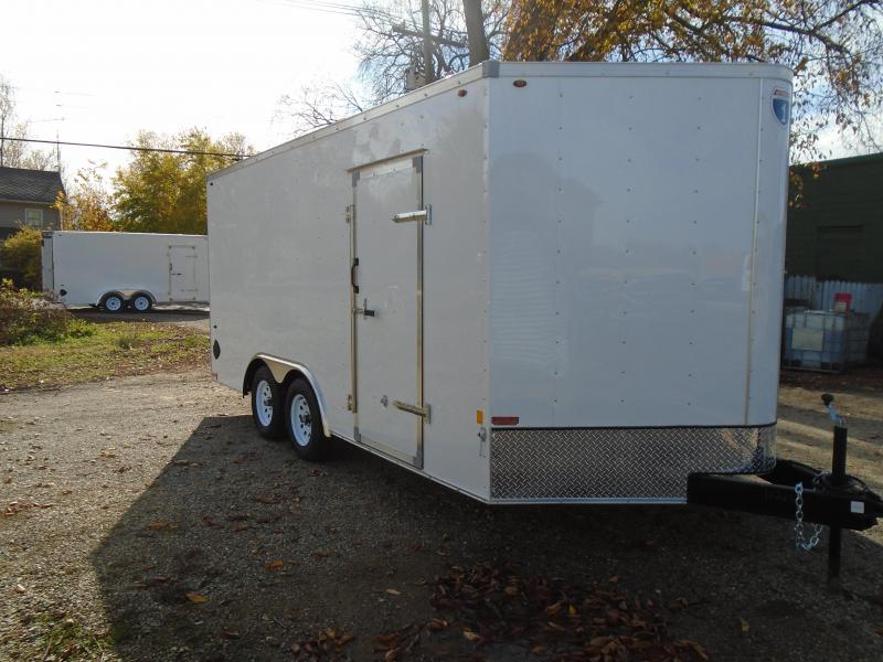 2021 Interstate 1 Trailers 8x16 7k XLT Car / Racing Trailer