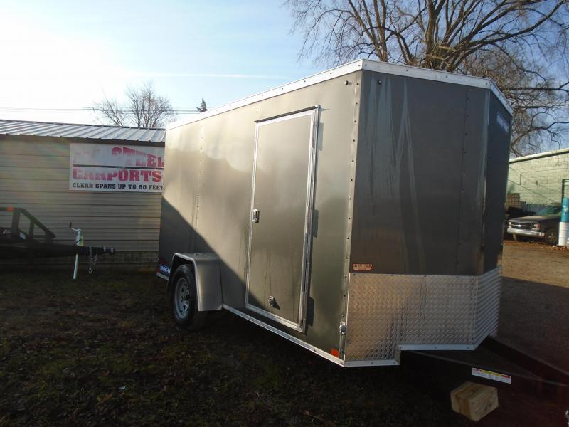 2020 Sure-Trac 6x12 SA Enclosed Cargo Trailer
