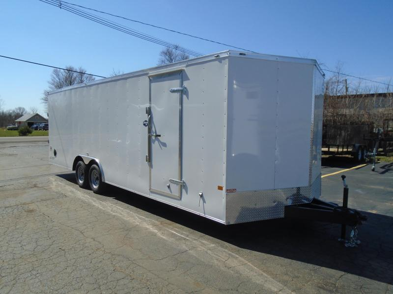 2021 American Hauler 8.5x24 7k Arrow Car / Racing Trailer