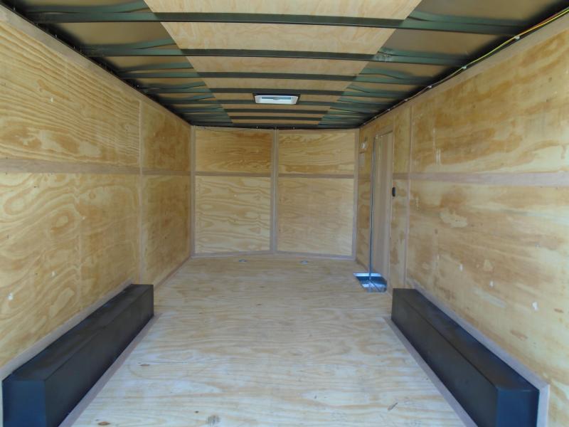2022 Continental Cargo 8.5x20 7K V Series Car / Racing Trailer