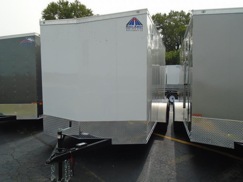 2020 Haul-About CGR714TA2 Enclosed Cargo Trailer