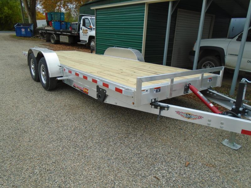 "2021 H and H Trailer 82""x20' MX 10K Speedloader Car / Racing Trailer"