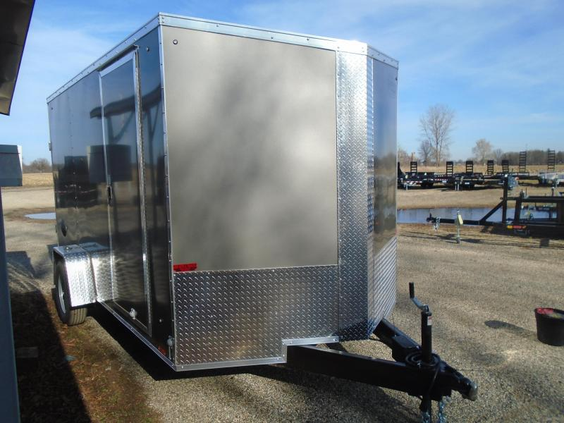 2021 Cargo Express 7x12 SA Enclosed Cargo Trailer