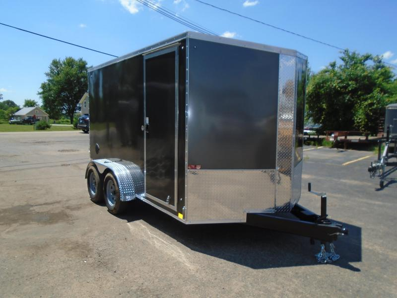 2021 Cargo Express 7x12 7k Enclosed Cargo Trailer