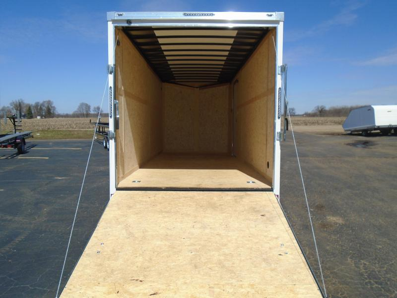 2021 American Hauler 7x18 7k Night Hawk Enclosed Cargo Trailer