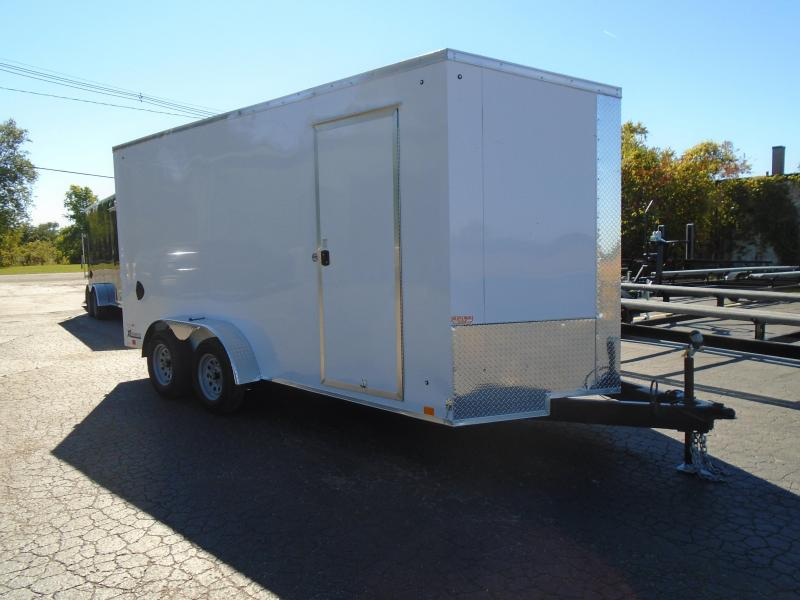 2022 Cargo Express 7x16 7K XL Series Enclosed Cargo Trailer
