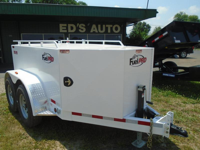 2021 Other Fuel Pro 750 Front box 10K Fuel Utility Trailer
