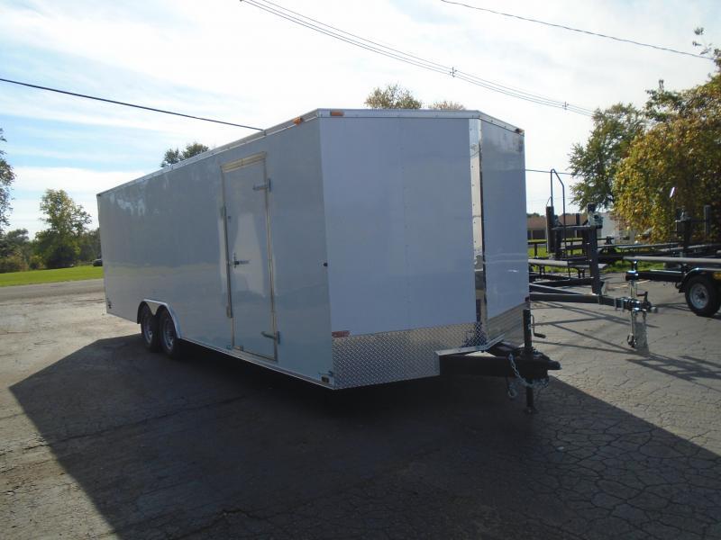 2022 Continental Cargo 8.5x24 10K V Series Car / Racing Trailer