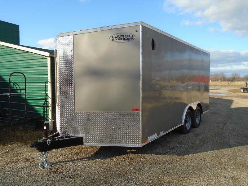 2021 Cargo Express 8.5x16 7k XL Series Car / Racing Trailer