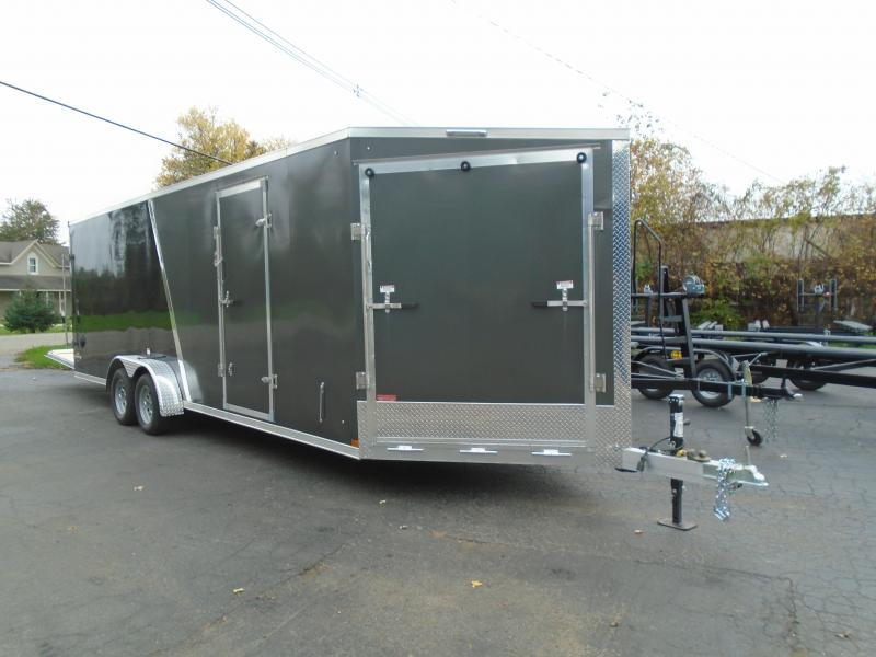 2022 Stealth Trailers 7x29 7k Apache Snowmobile Trailer