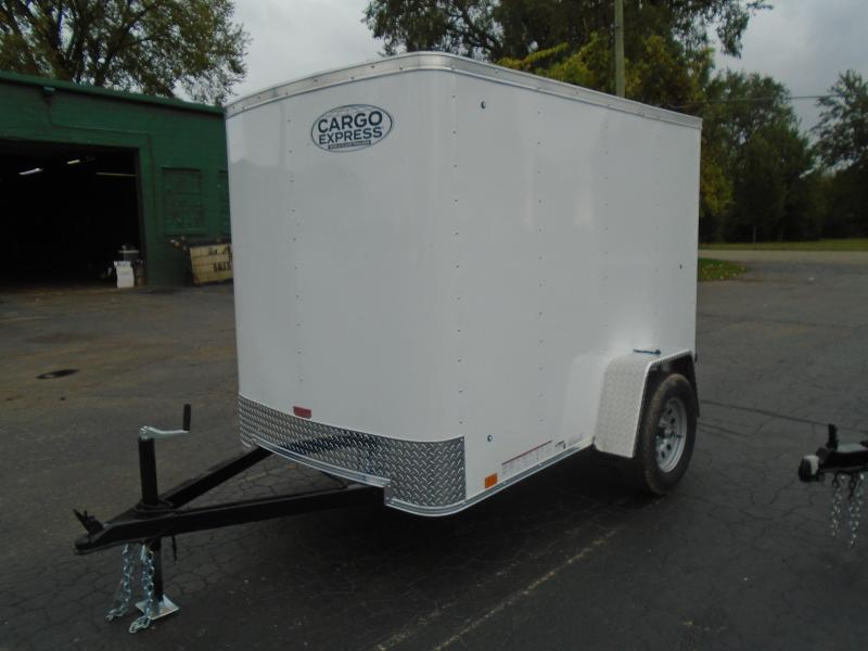 2022 Cargo Express 5x8 SA EX Series Enclosed Cargo Trailer