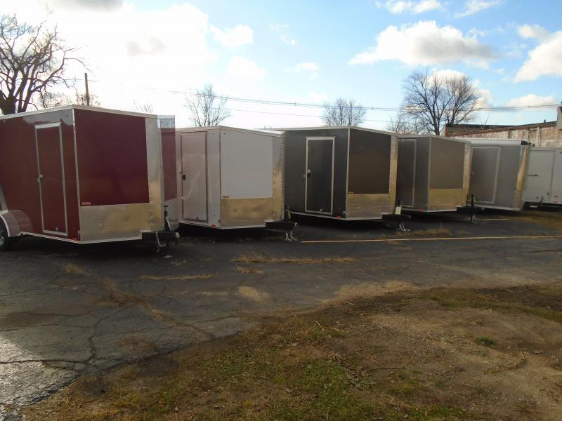 2020 multiple brand Enclosed Cargo Trailers starting at $1895.00!