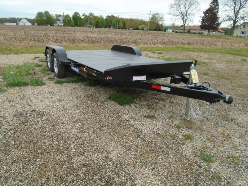 2021 Sure-Trac 7x18 7k All Steel Car / Racing Trailer