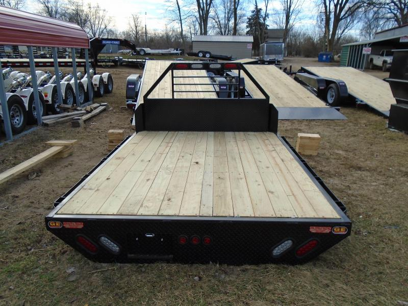 GE Steel Truck Bed