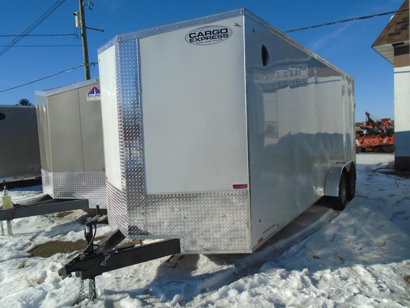 2022 Cargo Express 7x20 7K XL Series Enclosed Cargo Trailer