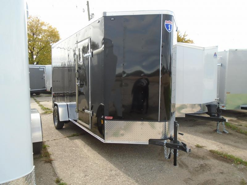 2022 Interstate 1 Trailers 6x14 SA Enclosed Cargo Trailer