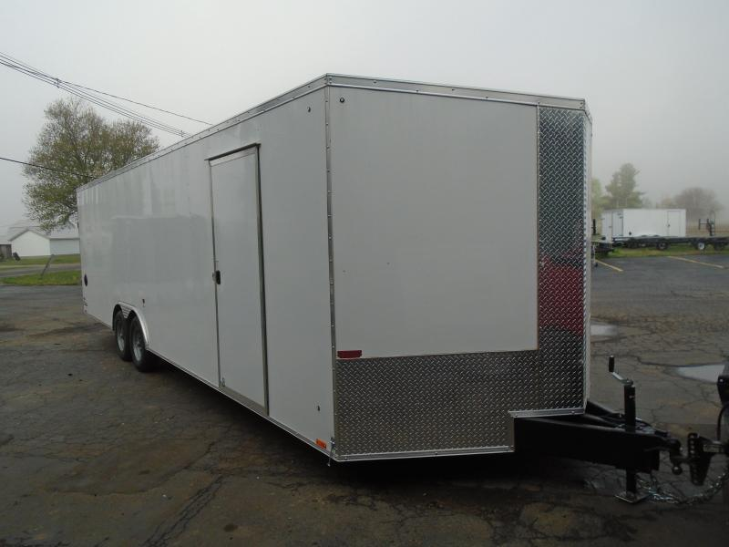2022 Cargo Express 8.5x28 10k Car / Racing Trailer