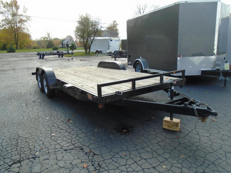 2017 GE 18' 10 k autotransport Car / Racing Trailer